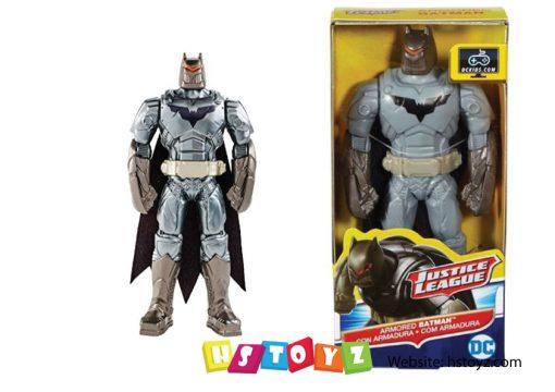 DC Comics Mattel - Armored Batman