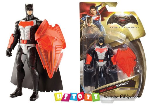 Mattel - Batman Heat Shield