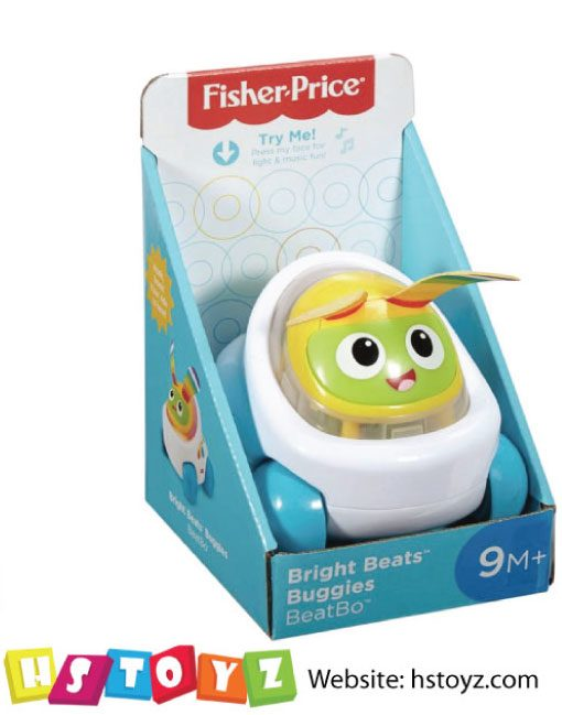 Fisher Price Toys - Bright Beats Buggies