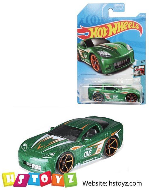 Hotwheels - C6 Corvette