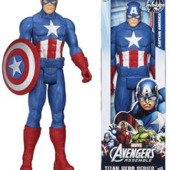 Hasbro - Captain America 12 inches