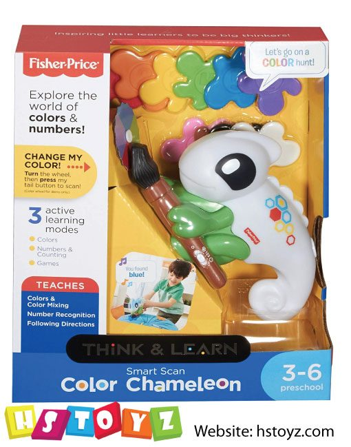 Fisher Price Toys - Color Chameleon