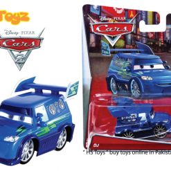 Mattel Disney Cars 2 - DJ
