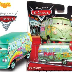 Mattel - Fillmore Disney Car