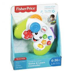 Fisher Price - Game 7 Learn Controller