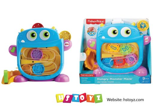 Fisher Price - Hungry Monster Maze