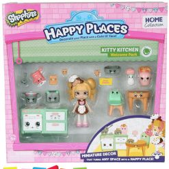 Shopkins - Kitty Kitchen Welcome Pack