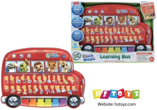 LeapFrog - Learning Bus