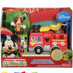 Fisher Price - Mickey Mouse Fire Truck