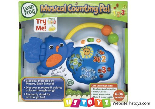 Leapfrog - Musical Counting Pal