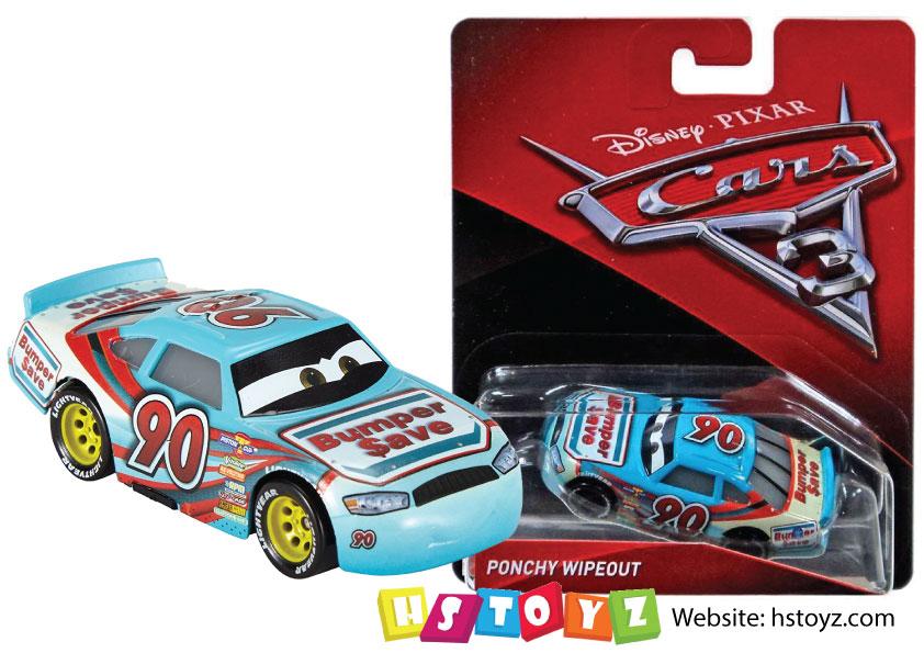 Ponchy Wipeoutdisney Cars 3 Mattel Hs Toys Pakistan