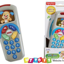 Fisher Price - Puppy Remote Laugh n Learn