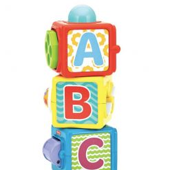 Fisher Price - Stacking Action Blocks