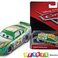 Disney Cars - Tommy Highbanks