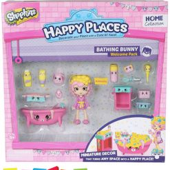 Shopkins - Welcome Pack Bathing Bunny