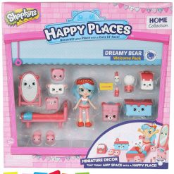 Shopkins - Welcome Pack Dreamy Bear