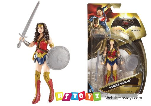 Mattel - Wonder Woman Action Figure