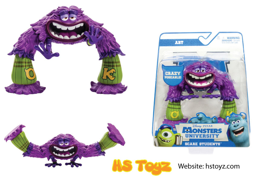 Art Monsters University Disney Hs Toys Pakistan