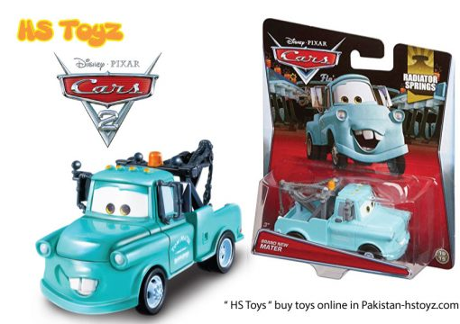 Disney Cars - Brand New Mater