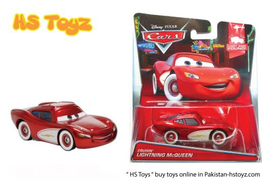 Disney Cars 2 - Crusin Mcqueen