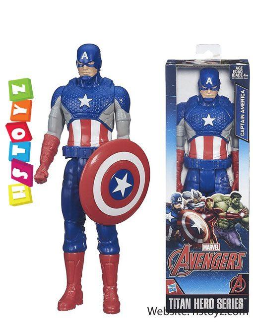 Hasbro B6153 - Captain America
