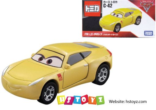 Disney Cars 3 - Cruz Ramirez