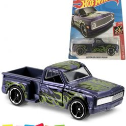 Hotwheels - Custom 69 Chevy Pickup
