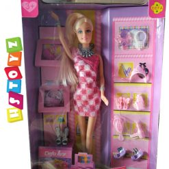 Defa Lucy Doll With Accessories -8233