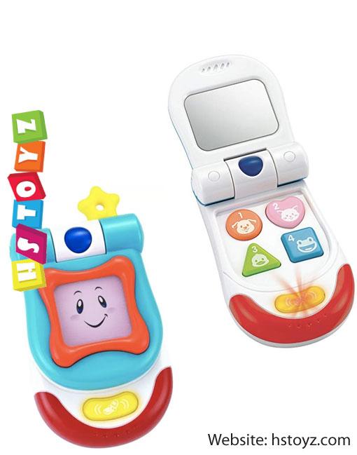 My Flip Up Sounds Phone Winfun Hs Toys Pakistan
