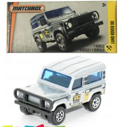 Matchbox-Land Rover