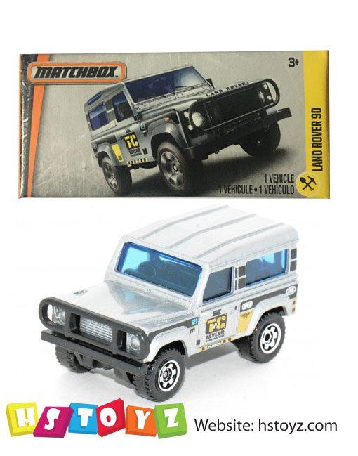 Matchbox-Land Rover