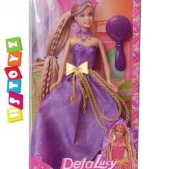 Defa Lucy 8195-Long Hair Doll
