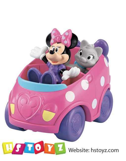 Fisher Price Disney - Minnie's Kitty Convertible