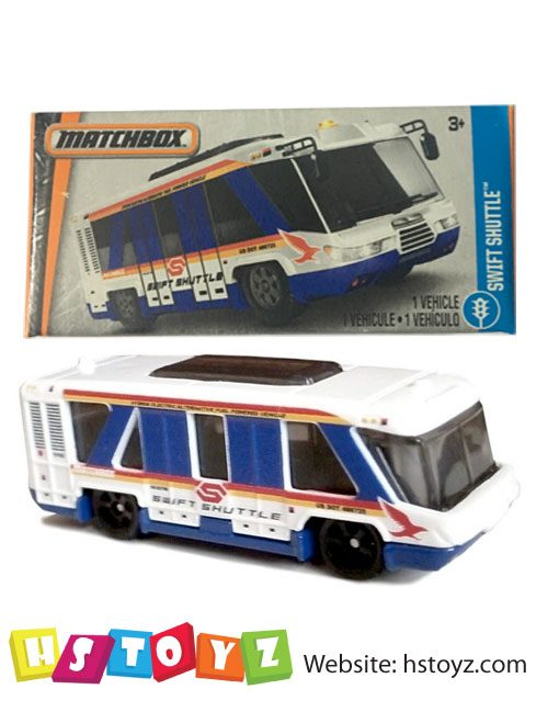 Matchbox - Swift Shuttle
