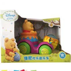 Disney Toy - Winnie The Pooh Music Car