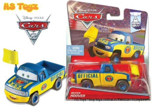 Disney Cars - Dexter Hoover