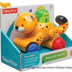 Press and Go Cheetah - Fisher Price