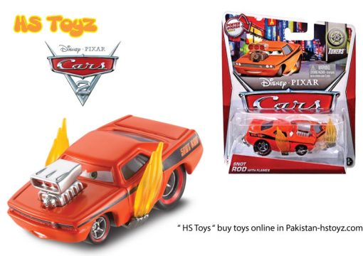 Disney Cars - Snot Rod with Flames