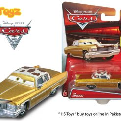 Mattel Disney Cars - Tex Dinoco