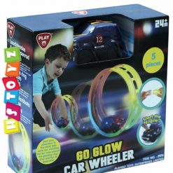 PlayGo - Go Glow Car Wheeler