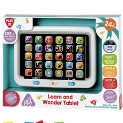 PlayGo - Learn and Wonder Tablet