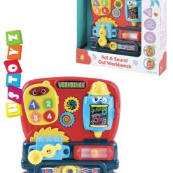 PlayGo - Act & Sound Out Workbench