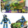Playmates - Leonardo Ninja Turtle with Vehicle