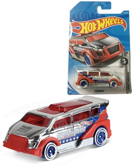 Hotwheels-Speedbox