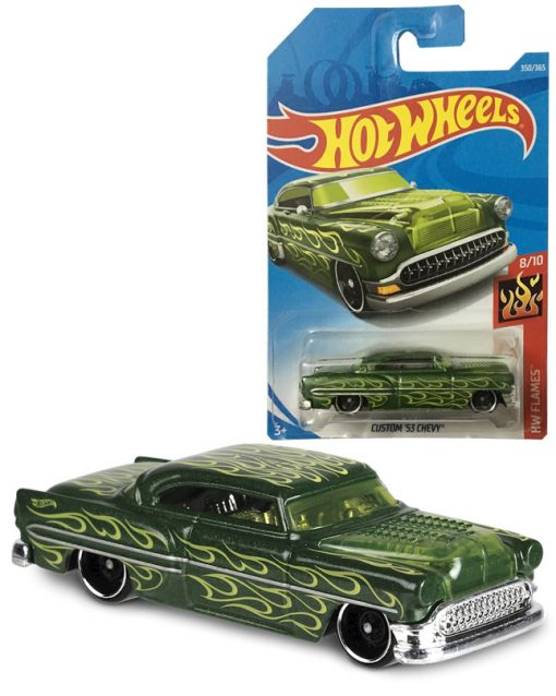 Hotwheels - Custom 53 Chevy