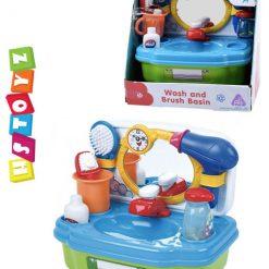 PlayGo-Wash and Brush Basin
