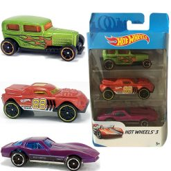 Hotwheels - Cars 3 Pack