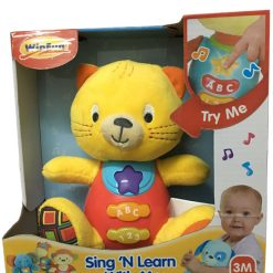 Winfun - Kelsey Cat Sing N Learn With Me