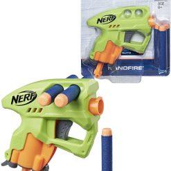 Hasbro - Nanofire Nerf